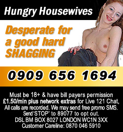 Hungry Housewives